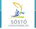 Sóstó-Gyógyfürdők Zrt. Webáruház