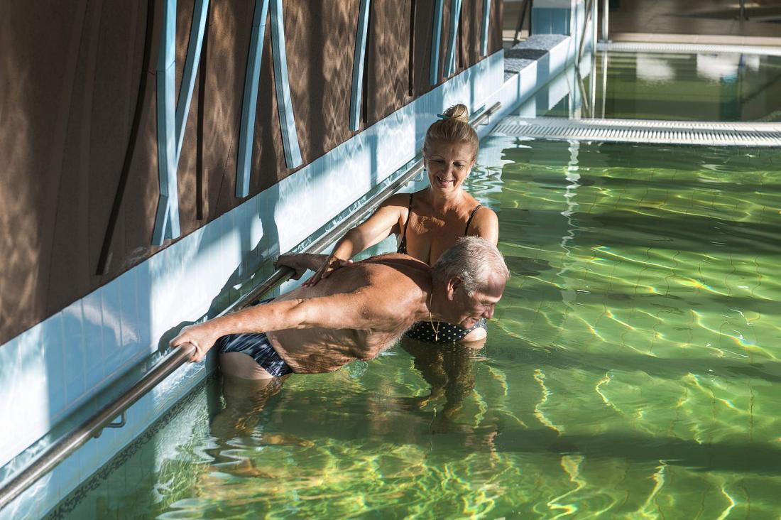 22 napos fürdőgyógyászati standard kúra