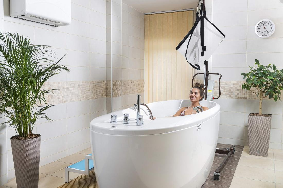8 napos fürdőgyógyászati alap kúra