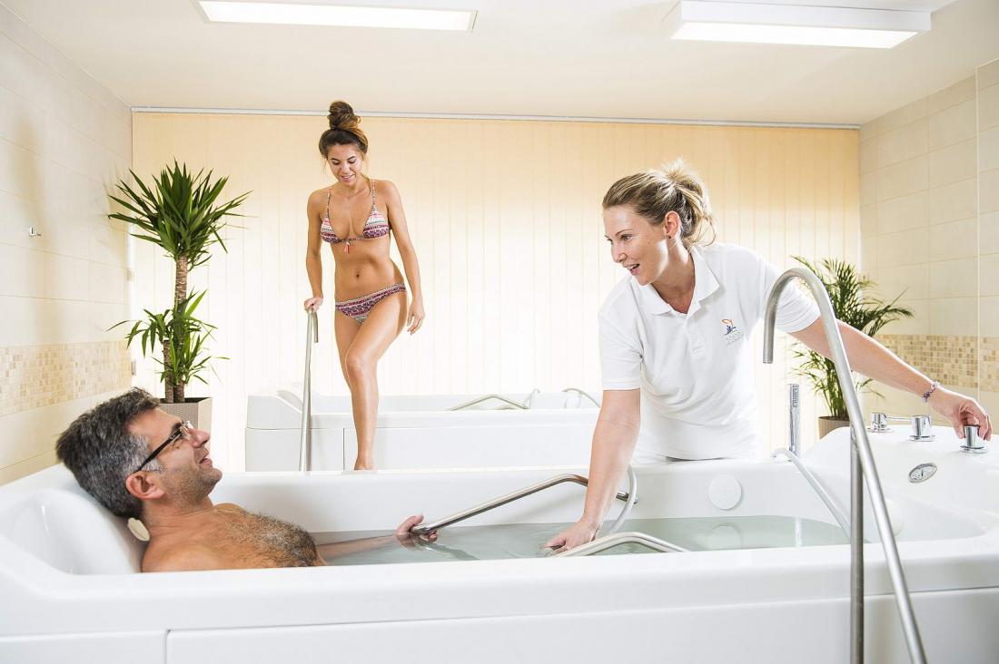 8 napos fürdőgyógyászati extra kúra