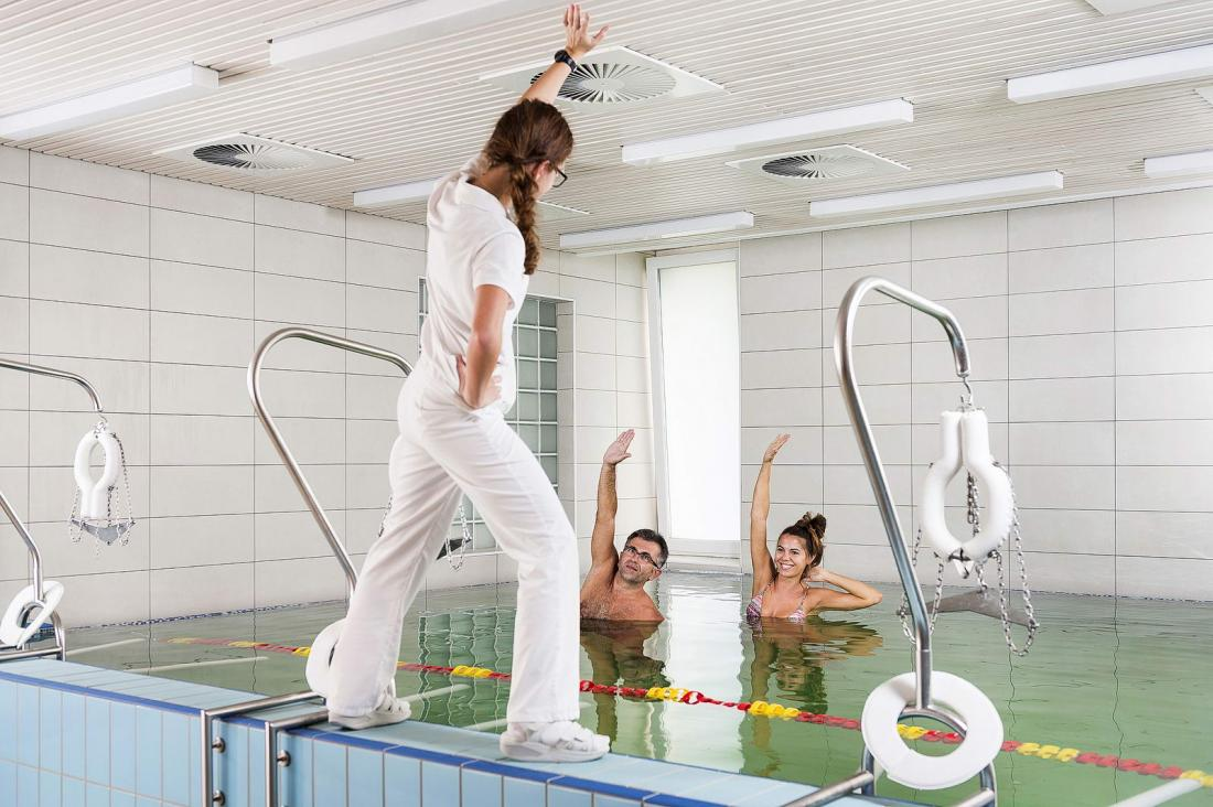 15 napos fürdőgyógyászati alap kúra